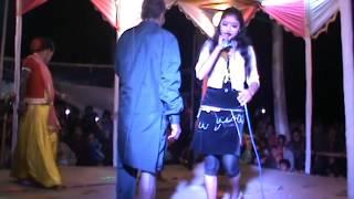 Ak bindu Valobsa, Jatra Hot dance, মাথাই যে নষ্ট মামা -ড্যান্স