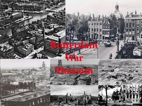 Rotterdam war museum