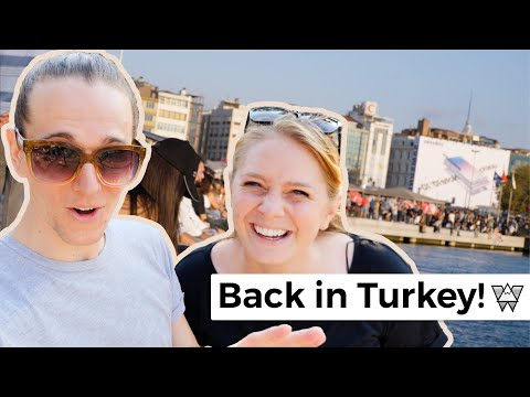 What Are We Doing In Istanbul?! (Travel Plans Update)