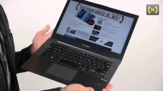 Обзор ноутбука работяги ASUS BU400A