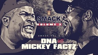 DNA VS MICKEY FACTZ SMACK RAP BATTLE | URLTV