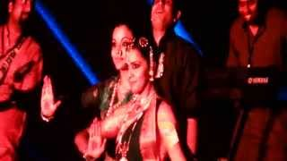 Amazing light show at Gateway of India 24th Jan 2014 - Mumbai, India - Part 5