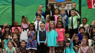 Sonora Elementary 2018 Kindergarden Celebration