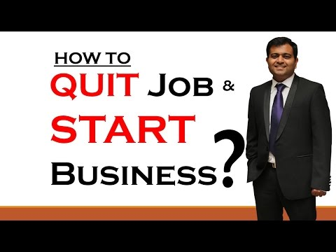 Quit Job START Business - See How Inside VIDEO by Success Coach Nilesh