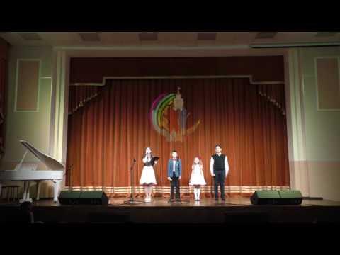 Отчётный концерт отдела художественного творчества 2019