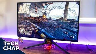 ASUS PG258Q 240hz Gaming Monitor REVIEW   2017