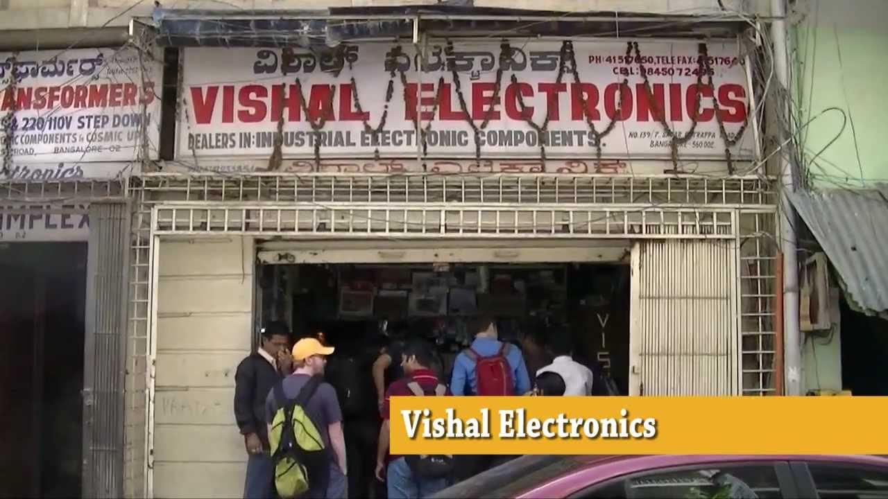 Bangalore SP Road electronics market, Tenent Technetronics, Proto Central,  PCB assembly line