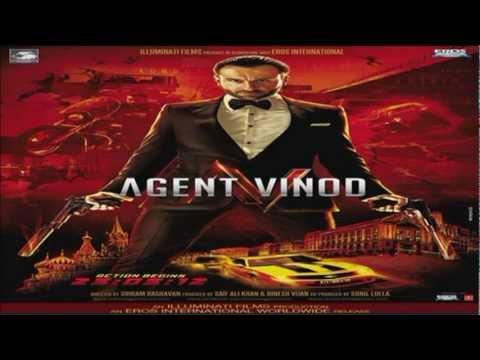 Agent Vinod - Theme Music/Song | 2012