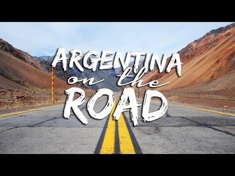 ARGENTINA ON THE ROAD! (Cordoba - Mendoza - Salta) | Miprendoemiportovia