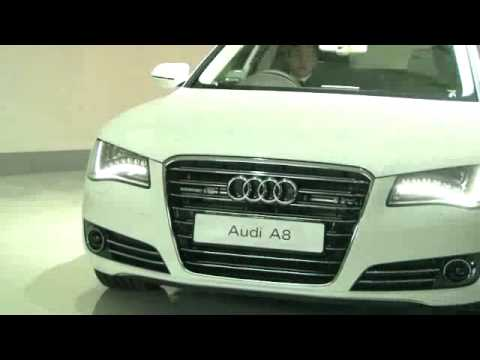 Audi A8 post event video - Singapore