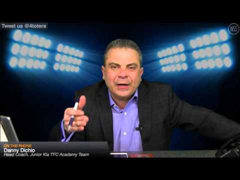 Danny Dichio discusses soccer coaching education
