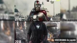 Iron man  2010-2108