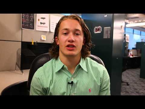 Connor Hicks, Marketing Communications Intern At Ingersoll Rand