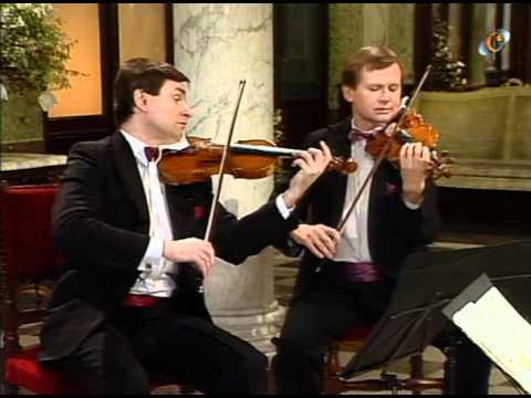 Dvorák - American Quartet, Prazak Quartet