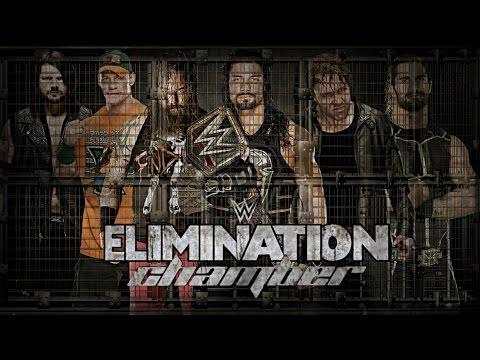 Elimination chamber 2016