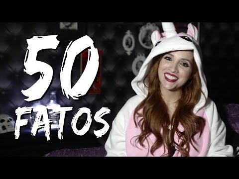 ÀS CLARAS - 50 FATOS SOBRE MIM