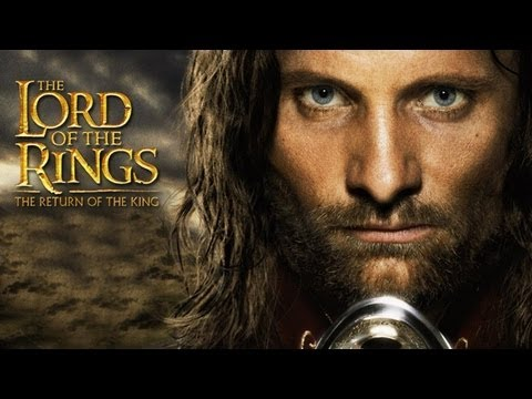 The Lord Of The Rings: The Return Of The King -- Review #JPMN