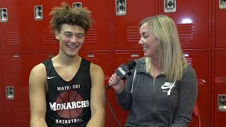 Krysten peek catches up with one of the top point guards in 2021 class to discuss his visit louisville, upcoming visits memphis, villanova and kent...