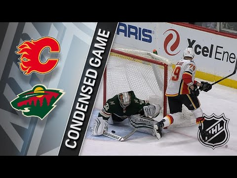 12/12/17 Condensed Game: Flames @ Wild