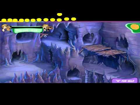Game ScoobyDoo ตอน2 - ตอนมอนสเตอร์มายัน