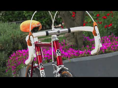 Vintage Road Bike Porn - Colnago Super Saronni from YouTube · Duration:  3 minutes 11 seconds