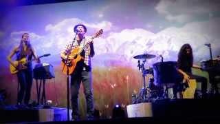 Jason Mraz & Raining Jane - Song For A Friend - Radio City Music Hall 09.23.14