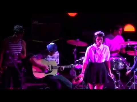 "-Them- performing ""Home"" by Edward Sharpe and the Magnetic Zeros"