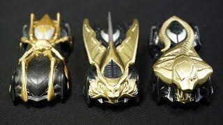 金色塗装!仮面ライダー ドライブ バイラルコア Kamen Rider Drive Viral core Gold Paint thumbnail