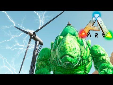 ENERGÍA INFINITA !! ARK REYES DEL DESIERTO #22 ARK SCORCHED EARTH Makigames