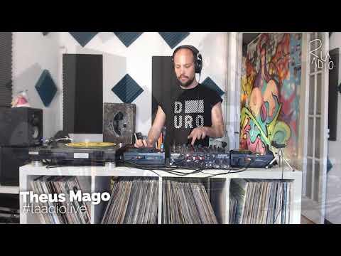 La Radio Live #133 Theus Mago