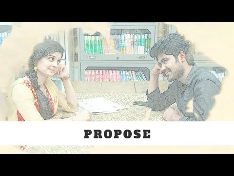 Propose || LOVE STORY || TELUGU SHORT FILM...