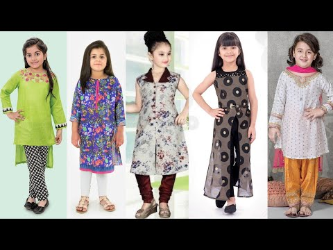 Baby Girl Kameez Salwar And Suit Designs
