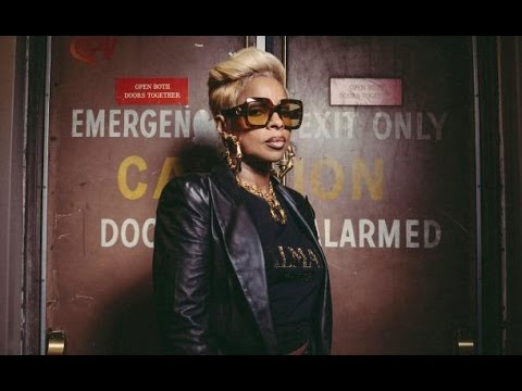 Mary J. Blige Gets Extremely Emotional And Real While Talkin