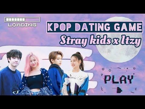 Kpop dating game || Stray kids x Itzy version ❤️