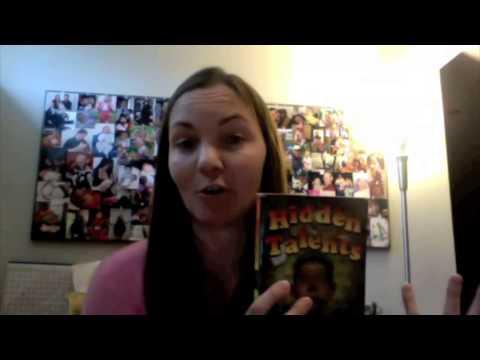 Hidden Talents Book Talk