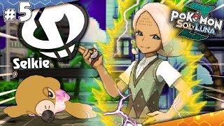 ¡RESISTE, POPPLIO Z! - Pokémon Sol y Luna Z | Ep.5