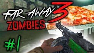 LA SALA DEL SACRIFICIO! MAPA FAR AWAY 3 [Parte 1/3] - Zombies CoD WaW: Custom Map | Zoko