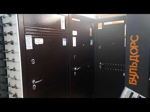 """Магазин """"Надежные двери"""" на Германа 37 - в ассортименте более 100 входных дверей от 6.900 рублей."""