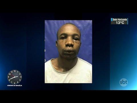 Acusado de chantagear e estuprar menina de 12 anos é preso no RJ | SBT Notícias (11/07/18)