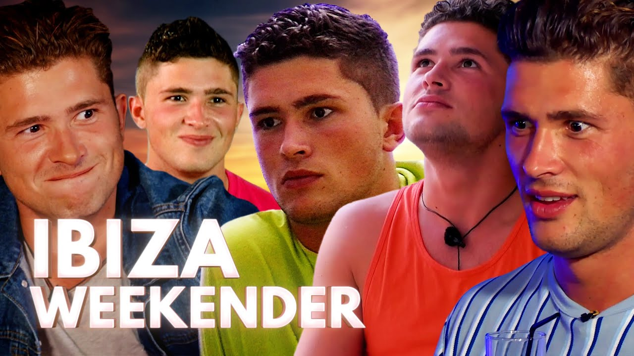 37 Minutes Of Jordan Mugging People Off | Ibiza Weekender