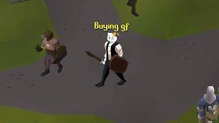 Buying gf (Old School RuneScape)