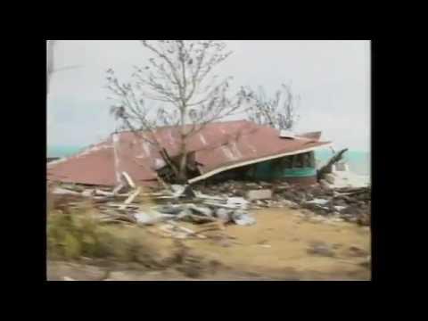 Samoa back in 1990 (Cyclone Ofa)