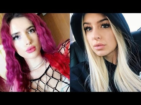 Bella Thorne KISSES Rapper Mod Sun & Sparks New Dating Rumors from YouTube · Duration:  2 minutes 28 seconds