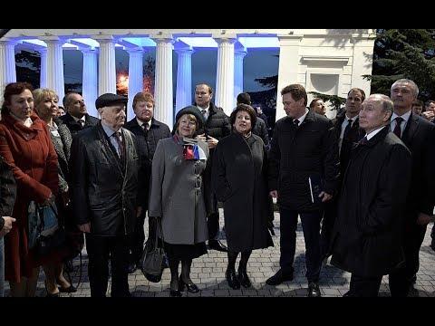Встреча Президента Владимира