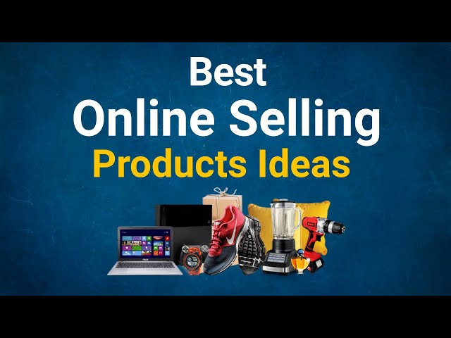Best Online Selling Product Ideas   Unique Products to sell online   Product Hunting