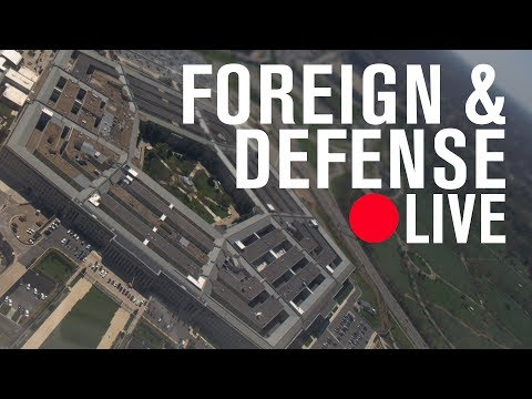 The defense budget and emergency war spending: Does it help more than it hurts? | LIVE STREAM