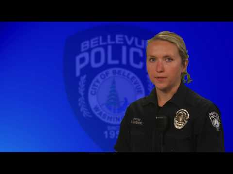 Bellevue, WA Police VLOG # 9 ENGLISH - A message to the immigrant community