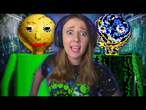 3 WEIRD hOrRoR GAMES | Baldi's Basics in Education, Survival of the Smartest,  Late Night Shopping