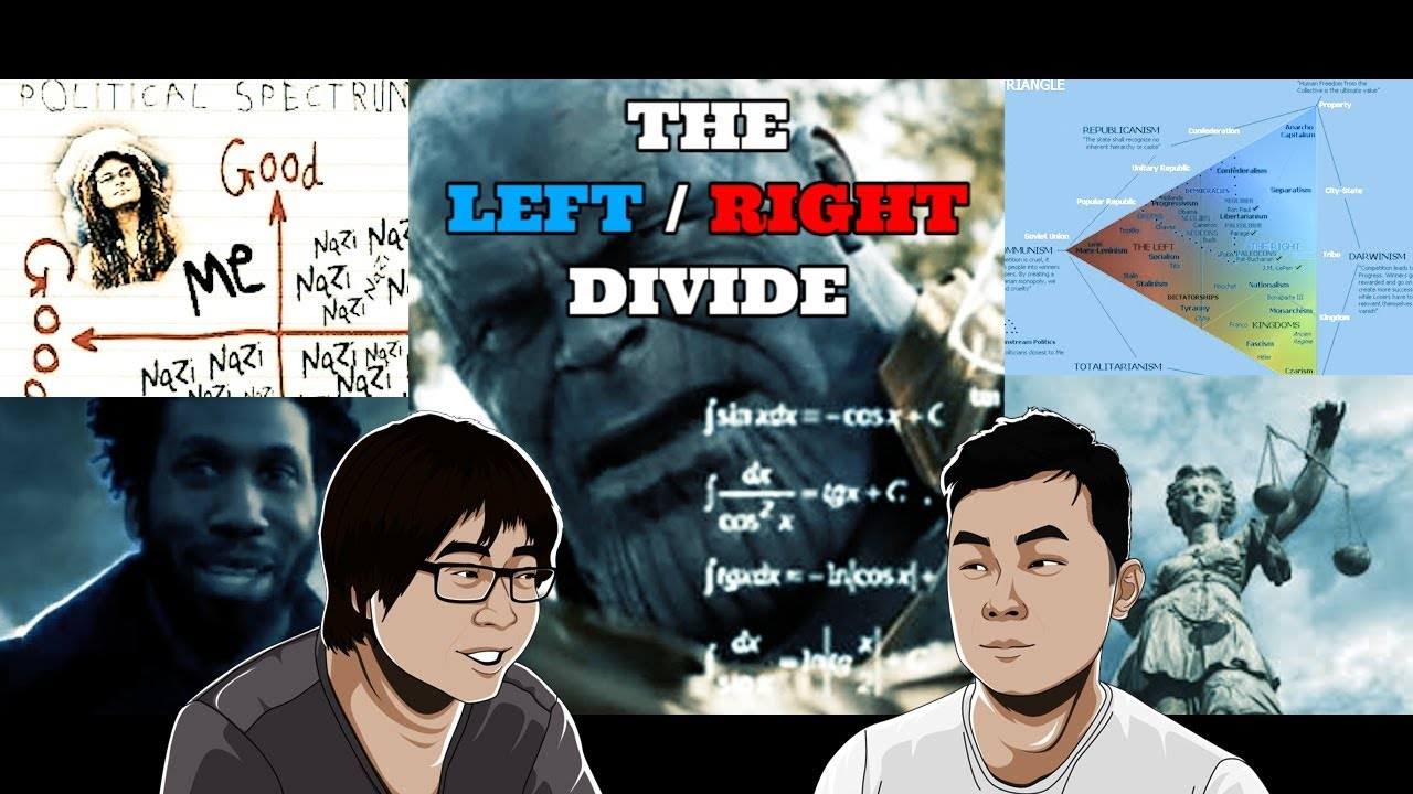 What Unites the Right? - The Key Differences Between the Left and the Right