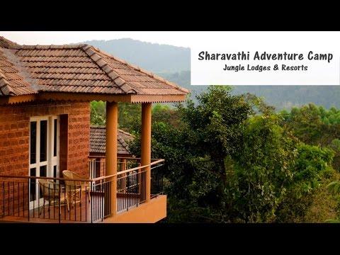 Sharavathi Adventure Camp - Jungle Lodges & Resorts | India Travel